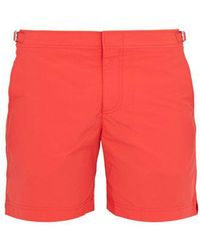 Orlebar Brown - Bulldog Mid-length Swim Shorts - Lyst