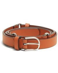 Altuzarra - Double Leather Belt - Lyst