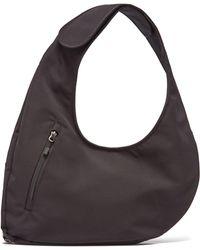 Junya Watanabe Harness Style Technical Cross Body Bag - Black