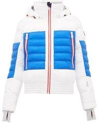 Toni Sailer Muriel スキージャケット - ブルー