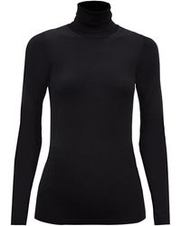 Stella McCartney タートルネックセーター - ブラック
