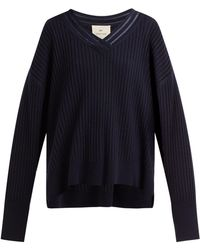 By. Bonnie Young - V Neck Cashmere Sweater - Lyst