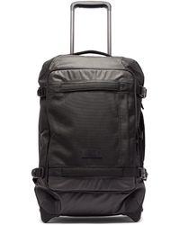 Eastpak Tranverz Cnnct Coat Carry-on Suitcase - Black