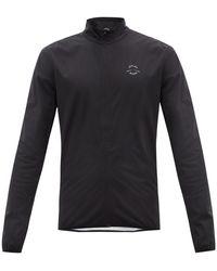 Iffley Road Marlow Technical Running Jacket - Black