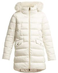 Herno - Bonbon Quilted-down Coat - Lyst