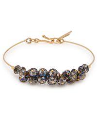 Isabel Marant - Bead Embellished Bracelet - Lyst