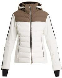 Toni Sailer - Agatha Detachable-hood Quilted Snow Jacket - Lyst