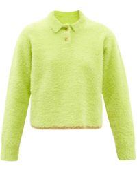 Jacquemus - ネーブ ポイントカラーセーター - Lyst