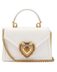 Dolce & Gabbana デヴォーション スモール レザーバッグ - マルチカラー
