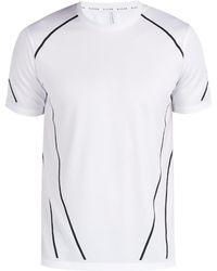 Neil Barrett - Graphic Print Water Repellent T Shirt - Lyst
