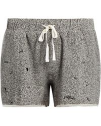 The Upside - Maui Embroidered-motif Shorts - Lyst
