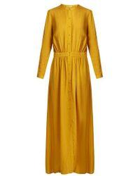 Vanessa Bruno - Iris Button-through Maxi Dress - Lyst