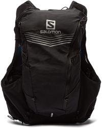Salomon Advanced Skin 12-set Running Backpack - Black
