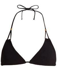 Heidi Klein - Oslo Double-string Halterneck Bikini Top - Lyst