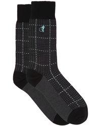London Sock Company - オットウェイ コットンブレンドソックス - Lyst