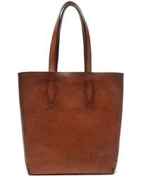 Berluti - Esquisse Leather Tote - Lyst
