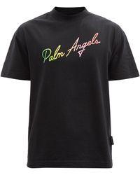 Palm Angels - コットン スウェットシャツ - Lyst
