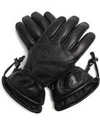 Lacroix - Lx Initial Leather Ski Gloves - Lyst