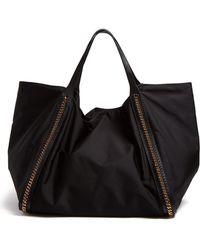 Stella McCartney - Falabella Go Oversized Eco-nylon Tote Bag - Lyst