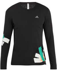 Adidas Originals | Climachill Long-sleeved T-shirt | Lyst