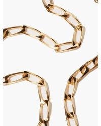 Emanuele Bicocchi 24kt Gold-plated Sterling-silver Necklace - Metallic