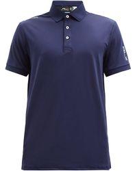 Polo Ralph Lauren - Rlx ゴルフ ロゴ ジャージーポロシャツ - Lyst