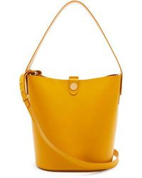Sophie Hulme - Swing Large Leather Bag - Lyst