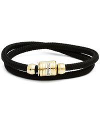 Miansai - Bracelet en corde Casing - Lyst