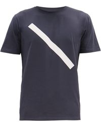Saturdays NYC コットンtシャツ - ブルー