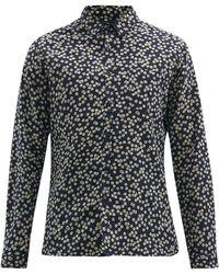 Oliver Spencer New York Special フローラル コットンシャツ - マルチカラー