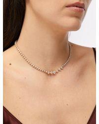 Jacquie Aiche - エリザベス ダイヤモンド 14kゴールドネックレス - Lyst