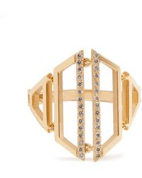 Susan Foster - - Diamond & Yellow Gold Ring - Womens - Gold - Lyst