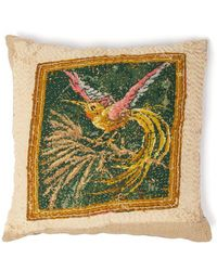 By Walid - Embroidered Tapestry Cushion - Lyst
