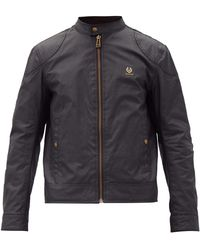 Belstaff - Kelland Waxed-cotton Jacket - Lyst