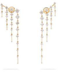 Fernando Jorge - Multi Sequence 18kt Gold & Diamond Earrings - Lyst