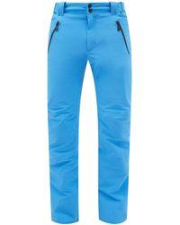 Toni Sailer Will Slim-leg Ski Trousers - Blue
