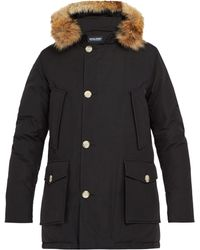 Woolrich - Arctic Down Filled Hooded Parka - Lyst