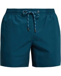Marané Slim Fit Swim Shorts - Blue