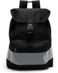 A.P.C. - Telio Fluorescent Band Backpack - Lyst
