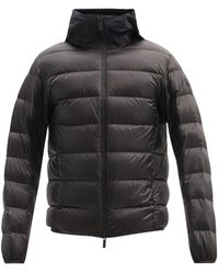 Moncler - Provins Quilted Down Hooded Jacket - Lyst