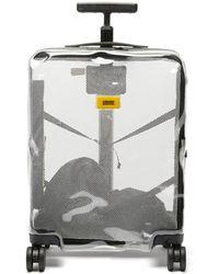 Crash Baggage シェア キャビンスーツケース 55cm - マルチカラー
