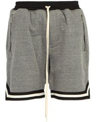Fear Of God - Cotton Blend Baseball Shorts - Lyst