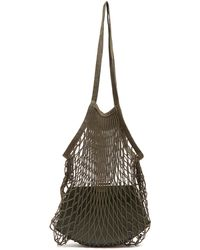 Vetements - Granny Medium Leather Bag - Lyst