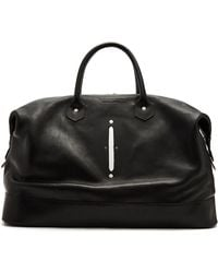 Passavant and Lee - Scier Edition Leather Weekender Holdall - Lyst