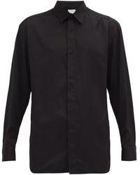 Bottega Veneta - オーバーサイズ ポプリンシャツ - Lyst