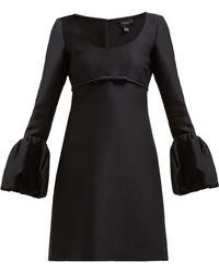 Giambattista Valli - Viscose Crepe Dress - Lyst