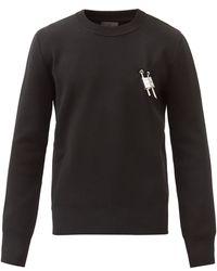 Givenchy パドロック セーター - ブラック