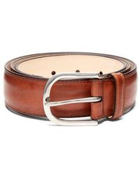Paul Smith - Dyed Leather Belt - Lyst