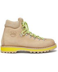 Diemme Roccia Vet Aqua Nubuck Hiking Boots - Natural