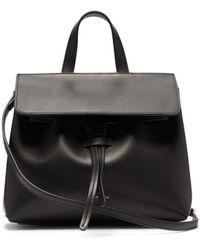 Mansur Gavriel - Lady Mini Mini Leather Bag - Lyst